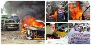Pakistan is burning