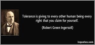 Tolerance 16