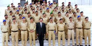 Chief Justice Iftikhar chaudry with Army generals