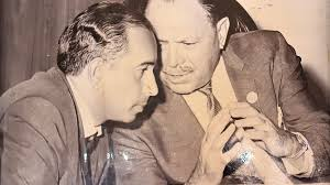 Ayub Khan and Bhutto