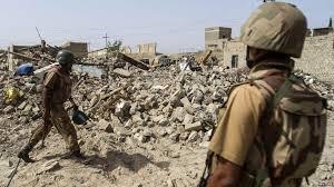 Pakistan Army operation in Pukhtun's area