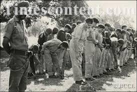 Pakistan Generals surrender in 1971