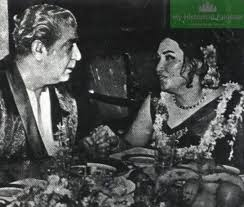 Yahya Khan Qazalbash and Begum Noor Jehan