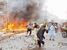 Baloch areas are burning