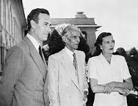 Lord Mountbatten , Jinnah , Edwina Ashley