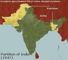 Muslims were divided in three prats