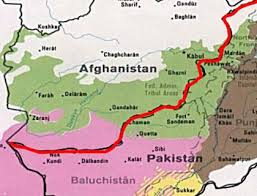 The line of hatred , THE DURAND LINE.