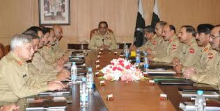 The Army generals (looters) are planning how to loot Pakistan more and more.