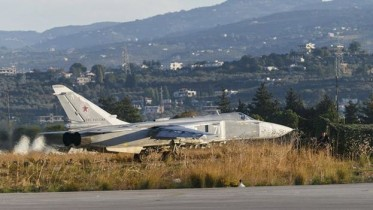 Turkey downing of Russia jet