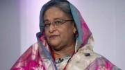 Bangladesh Leader Sheikh Hasina