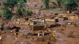 Brazil Dam Burst is Toxic