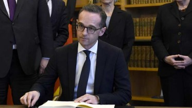 German Minister