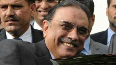 Asif Ali Zardari's Close Aide Charged With Terror Financing