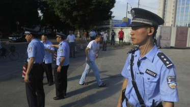 Chinese Rights Activist Jailed