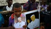In Kenyan Slum, Pope Slams Rich Elite