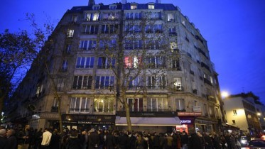 Night of Terror in Paris