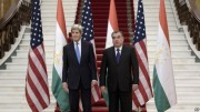 John Kerry in Central Asia
