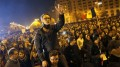 Romania demonstraion