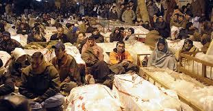 Hazara Shia Massacre in Quetta Balochistan