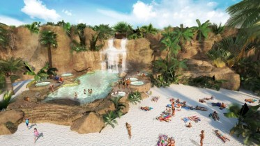 London to get 'tropical paradise