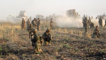 Kurds in Iraq Launch Offensive to Retake Sinjar