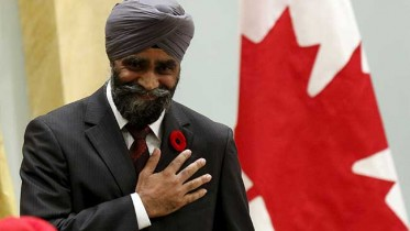 Canada's new Defence Minister