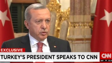 Turkish president blames European countries for refugee plight