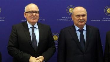 EU, Turkey intensify talks