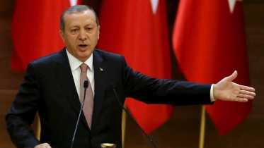 Erdogan Warns Russia