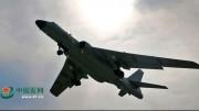 Chinese Military Fleet Flies