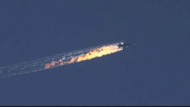 Russia Didn't Give Downed Jet's Flight Plan