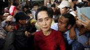 Myanmar Voting in Historic Election