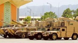 Second batch of UAE Army