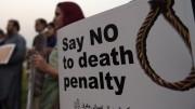 Pakistan death penalty