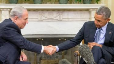 Obama, Netanyahu Meet on Israeli Security, Middle East Unrest