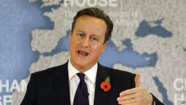 Cameron Calls for EU Reforms