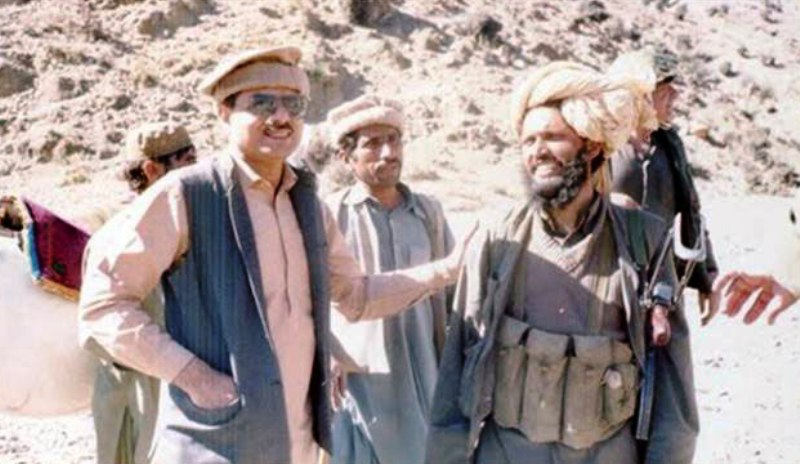 Hamid-Gul-Father-of-Taliban