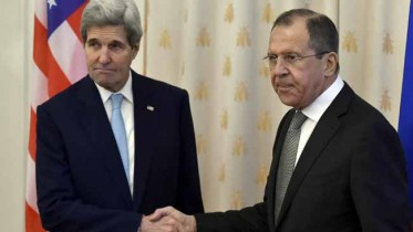 Syria Talks In Moscow