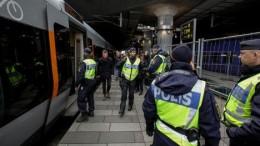 Sweden border checks