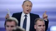 Putin about Donald Trump