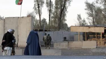 Taliban Attack on Kandahar airport