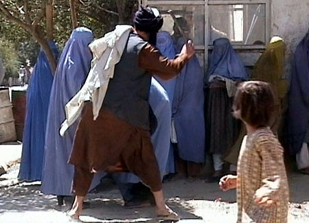 Taliban atrocities with the women