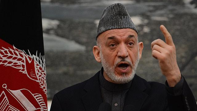 Hamid Karzai, Ex-President of Afghanistan
