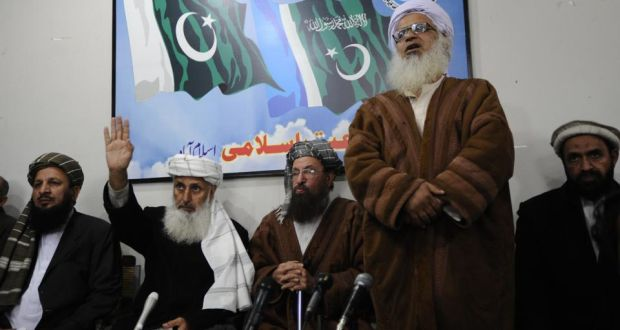 The fundamentalists Religious party leaders in Islmabad. The providers Jehadists in Afghanistan.