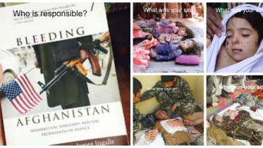 Afghanistan a bleeding wound