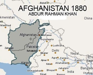 Greater Afghanistan Map