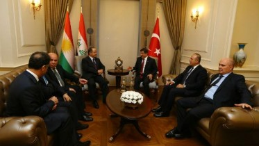 Top Turkish officials in Baghdad