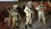 Taliban Attack in Kabul