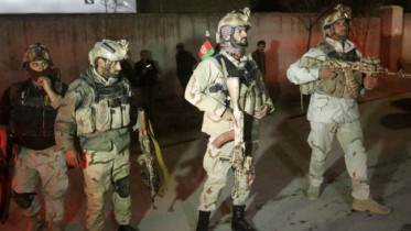 Attacks On Kabul's Diplomatic Quarter