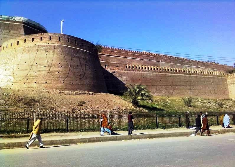 Bala Hisar Port